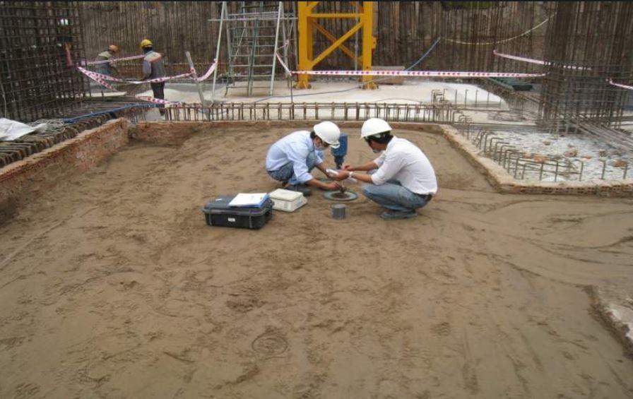 TCVN 4447-2012 quy định các yêu cầu phải tuân theo khi thi công và nghiệm thu công tác đất