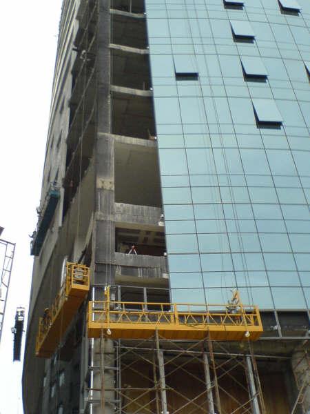 Kính xây dựng đáp ứng tính thẩm mỹ, hiện đại và tiện dụng