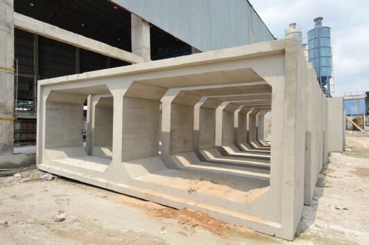 Ống cống hộp sử dụng cho đường cống ngầm, cống thoát nước... cần được thử nghiệm trước khi sử dụng