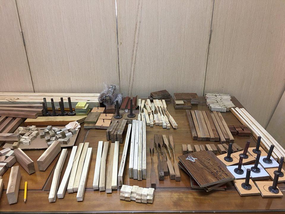 Thí nghiệm gỗ tự nhiên - thí nghiệm gỗ nhân tạo
