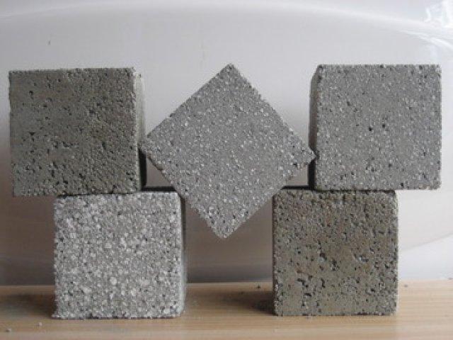 Bê tông xốp được sử dung rộng rãi